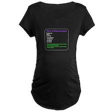 Shirt of Reproduction Maternity T-Shirt