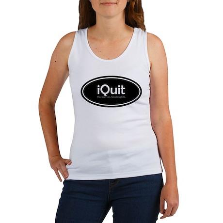 TF Designs, iQuit Women's Tank Top
