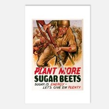 WW2 Sugar Beets Postcards (Package of 8)