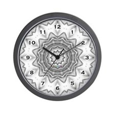 Shattered Time - Fine Art Wall Clock