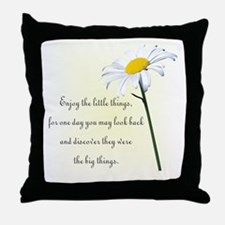 Cute Nature Throw Pillow