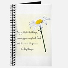 Cute Daisies Journal