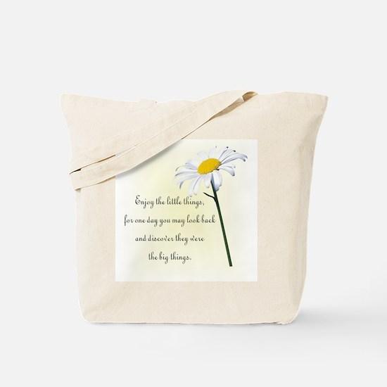 Cute Daisy Tote Bag