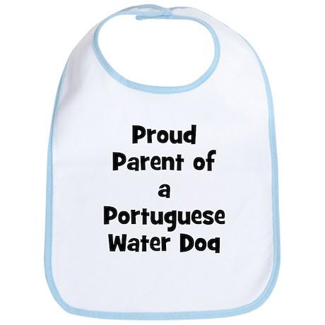 Proud Parent of a Portuguese Bib