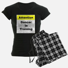 Dancer In Training Pajamas