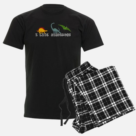 I Like Dinosaurs Pajamas
