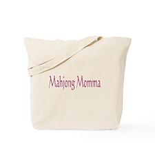 Mahjong Momma Tote Bag