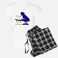 Gymnastics Pajamas - Focus