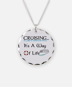 Cruising... A Way of Life Necklace