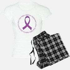 Fight Against Alzheimers Pajamas