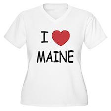 I heart Maine T-Shirt