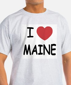 I heart Maine T-Shirt