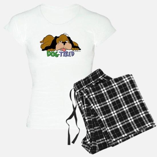Dog Tired pajamas