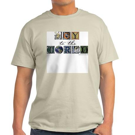 Joy to the World Light T-Shirt