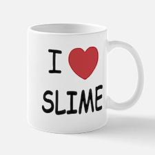 I heart slime Mug
