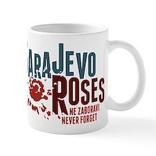 Sarajevo Roses Coffee Mug