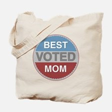 Voted Best Mom Tote Bag