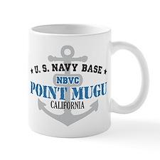 US Navy Point Mugu Base Mug