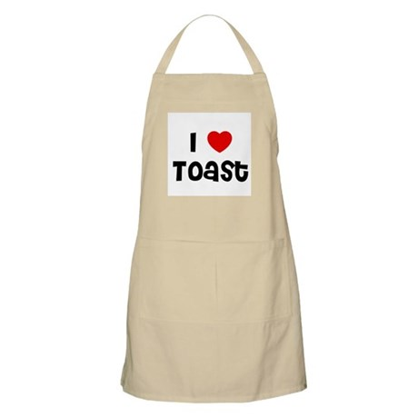 I * Toast BBQ Apron