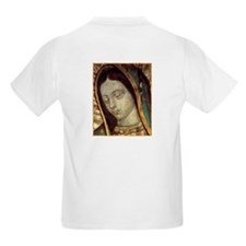 Our Lady of Guadalupe Kid's Light T-Shirt