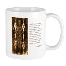 Shroud of Turin Mug