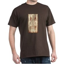 Shroud of Turin T-Shirt (Dark)