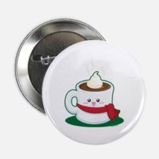 """Hot Chocolate! 2.25"""" Button"""