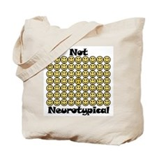 Not Neurotypical Tote Bag