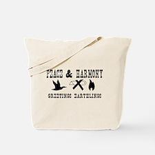 Peace and Harmony Tote Bag