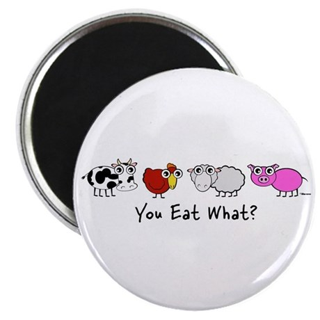 YOU EAT WHAT? Magnet