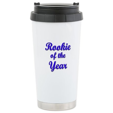 Rookie of the Year Stainless Steel Travel Mug