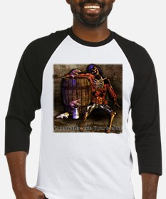 Party til the Rum's Gone Baseball Jersey