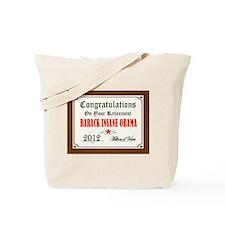 FINALLY GONE Tote Bag