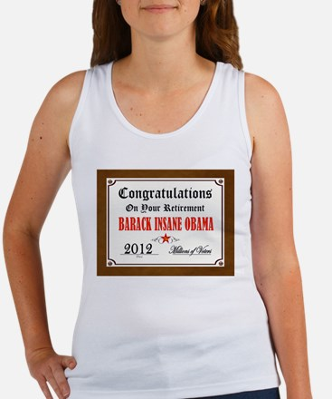 FINALLY GONE Women's Tank Top