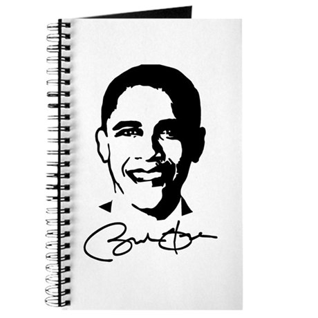 Obama's Face: Journal