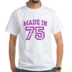 Made in 75 Shirt