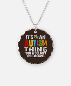 Autism Thing Necklace