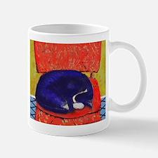 Sleeping Kibbers Mug