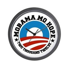Mobama Wall Clock