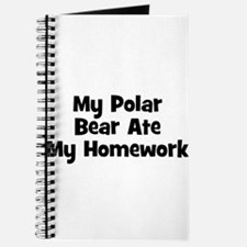 Polar bear homework