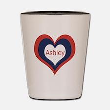Ashley - Shot Glass