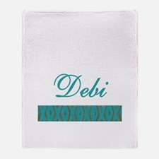 Debi - Throw Blanket