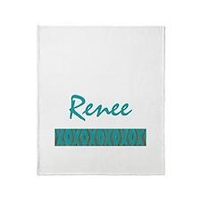 Renee - Throw Blanket