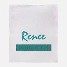 Renee - Throw Blanket