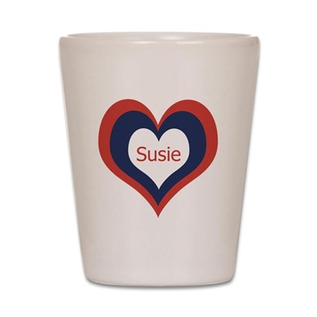 Susie - Shot Glass