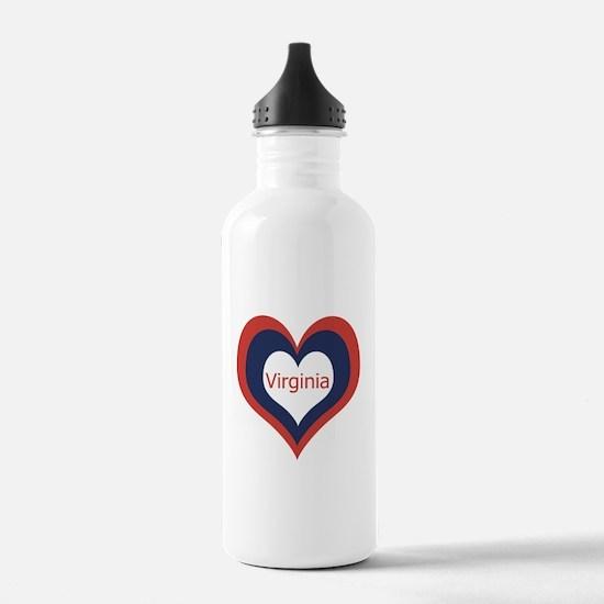 Virginia - Water Bottle
