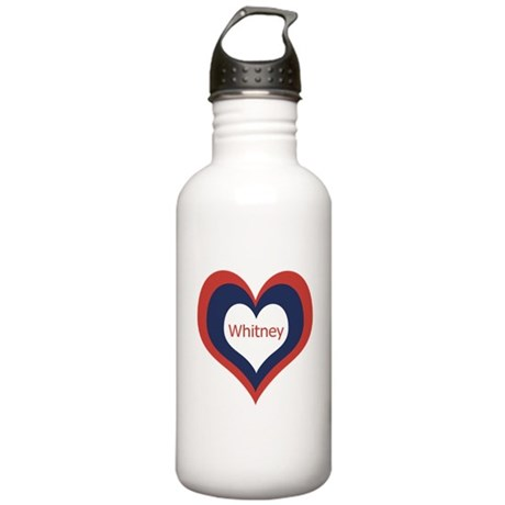 Whitney - Stainless Water Bottle 1.0L