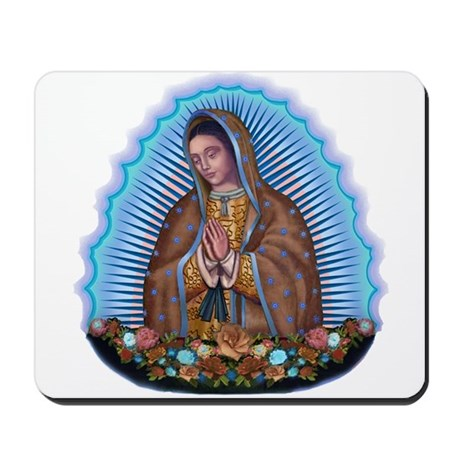 Lady of Guadalupe T5 Mousepad
