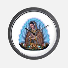 Lady of Guadalupe T5 Wall Clock