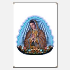 Lady of Guadalupe T5 Banner